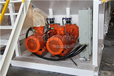 Centrifugal Pump in Coal Bed Methane system