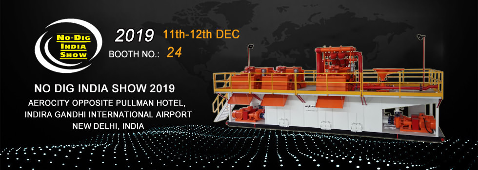 Inovitation of No Dig India Show 2019